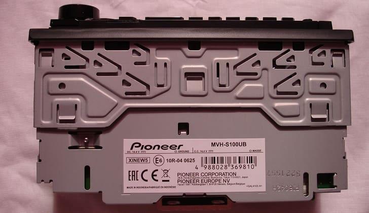 Магнитола Pioneer MVH-S100UB