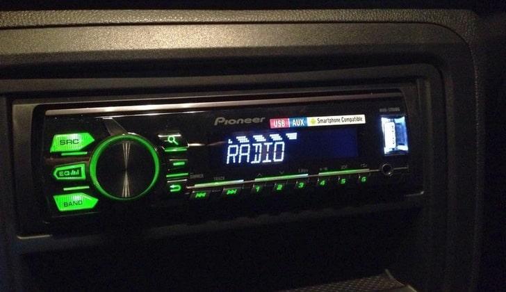 Настройки радио