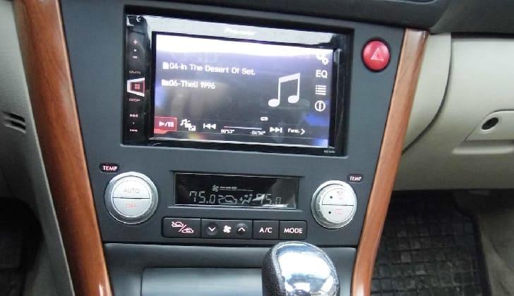 Проигрыватель воспроизводит MP3 файл