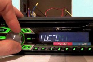 Как настроить магнитолу для качественного прослушивания музыки в машине