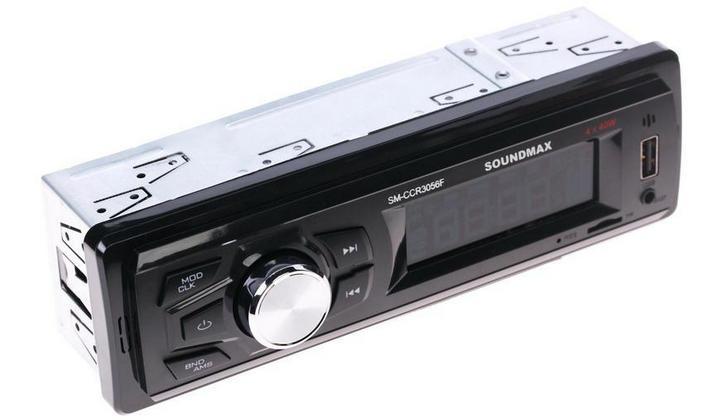 Техника Soundmax