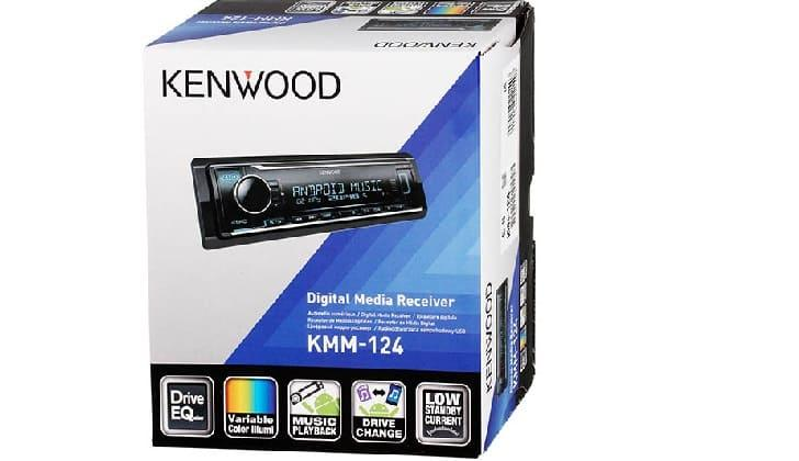 Упаковка Kenwood KMM-124