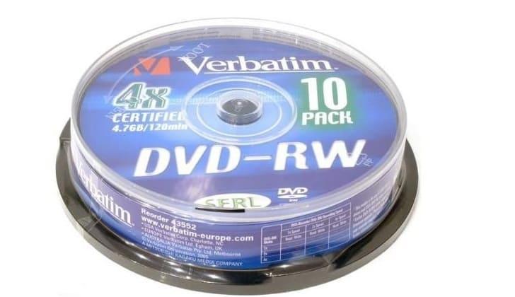 Устройства DVD-RW