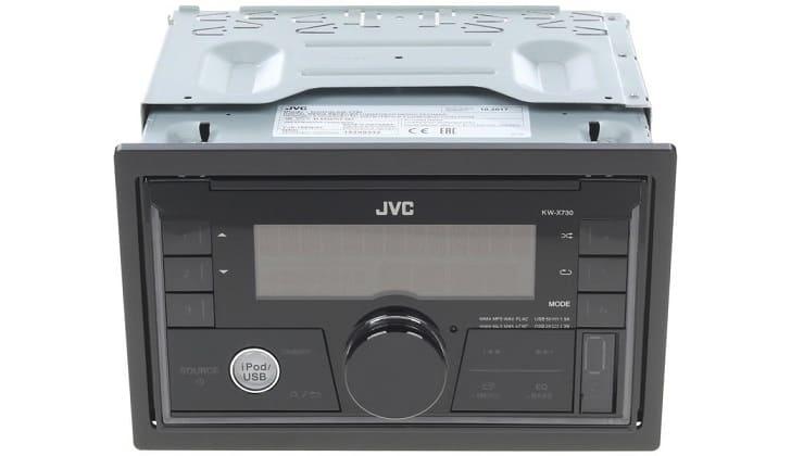Внешний вид JVC KW-X730