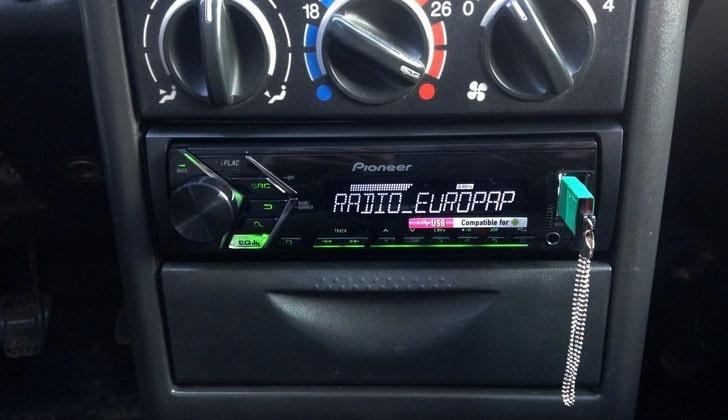 Поддержка радио