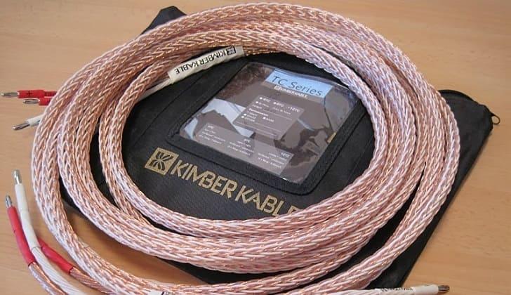Акустические провода сечением 4 мм