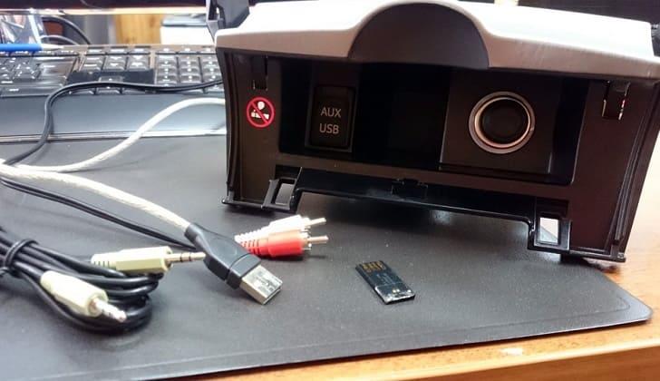 Доработка кабелей AUX