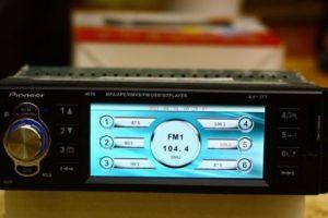 Как правильно настроить радио на магнитоле Пионер (Pioneer) и подключить сабвуфер