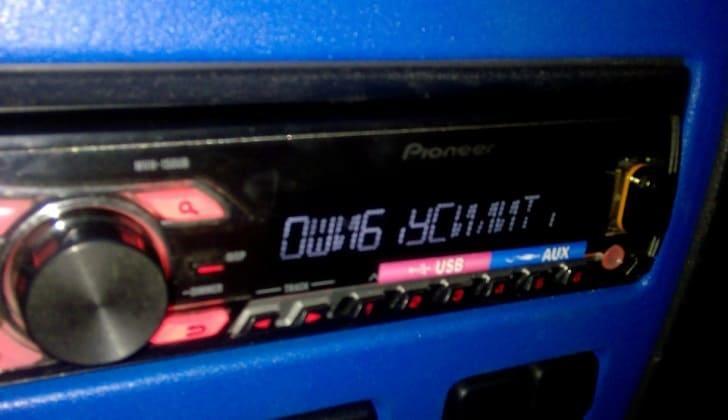 Amp error на магнитоле pioneer что означает