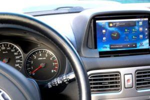 Как подключить планшет вместо 2 DIN магнитолы в автомобиль своими руками