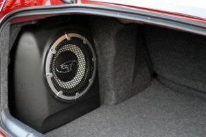 Как подключить магнитолу к пассивному сабвуферу без усилителя в машину