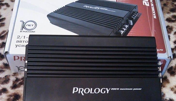 Система приема сигнала Prology TFB-100