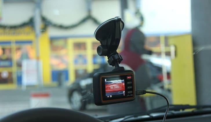 Система видеонаблюдения в автомобиле