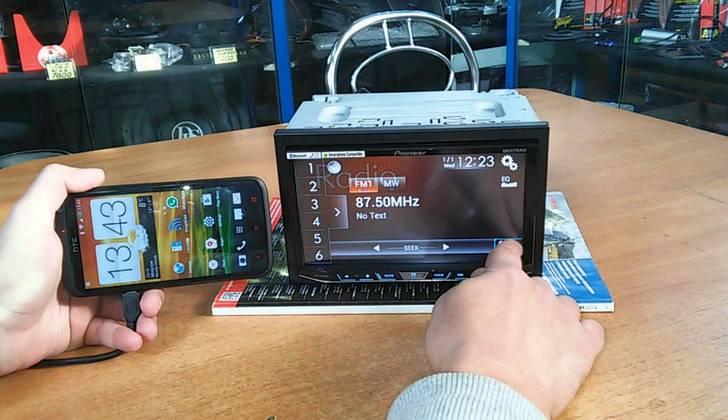 Соединение с Android по Bluetooth