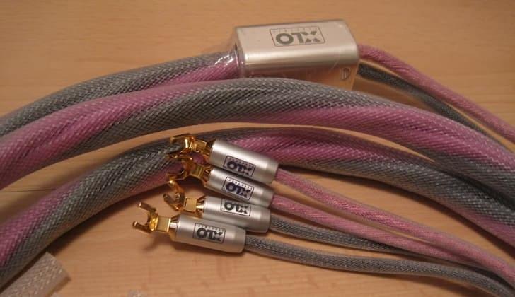 Специальные акустические кабеля