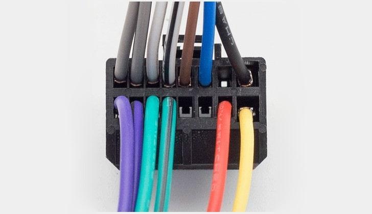 Цветные провода