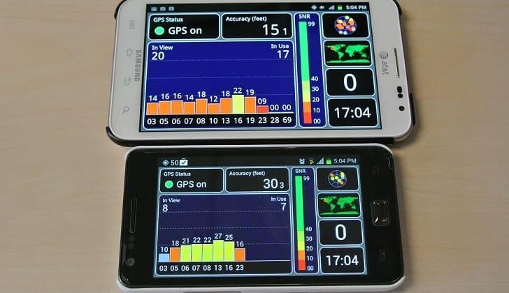 Такие планшеты поддерживают GPS и ГЛОНАСС