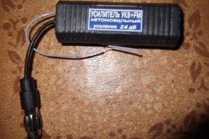 Как выбрать и подключить усилитель радиосигнала для автомагнитолы в машину