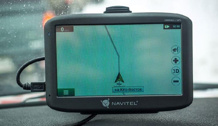 Зеленый свет от индикатора