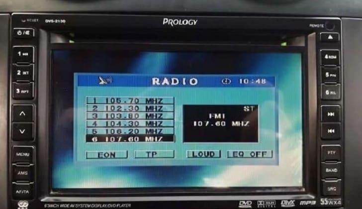 Функционал радио