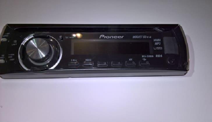 Магнитола Пионер MOSFET 50Wx4