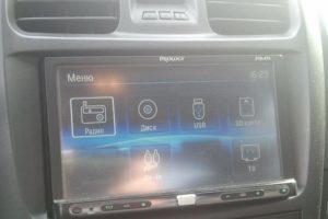Автомагнитола Пролоджи (Prology) 2 дин с навигацией