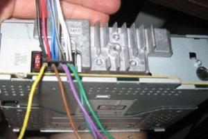 Схема распиновки магнитолы JVC и инструкция как подключить (настроить) Дживиси