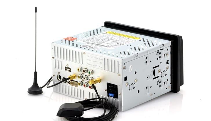 Разъем для подключения антенны