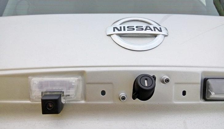 Автомобильная камера Nissan