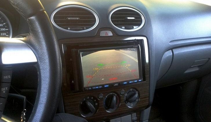 Изображение с камеры аналога