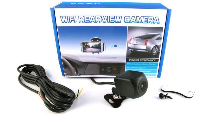 Камера с Wi-Fi