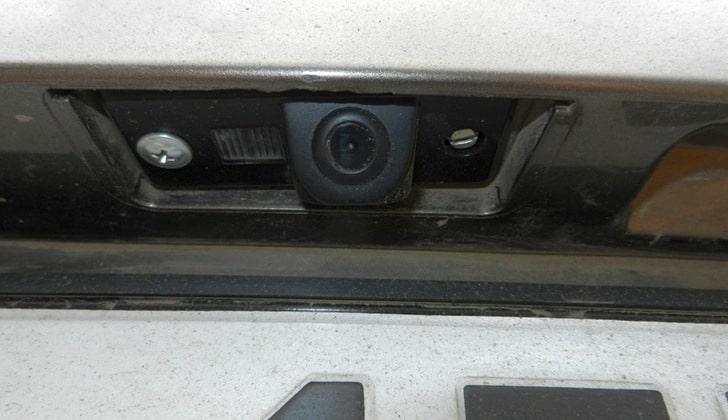 Камера вместо плафона