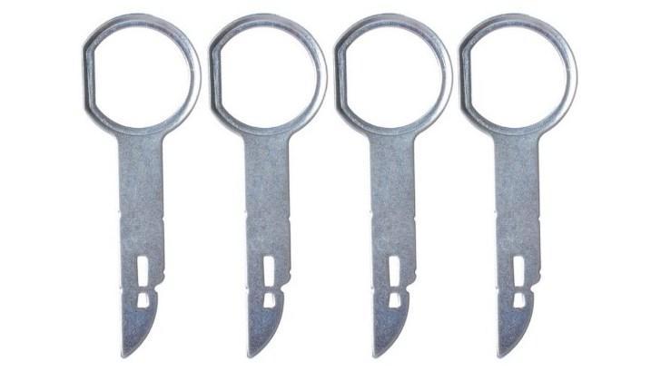 Комплект специальных ключей