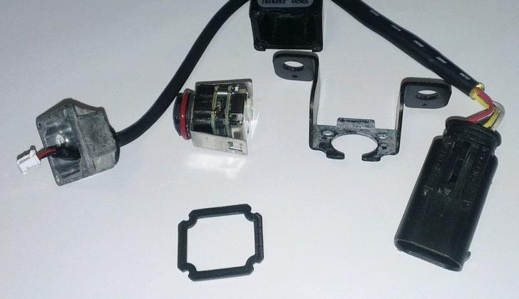 Корпус парковочной камеры