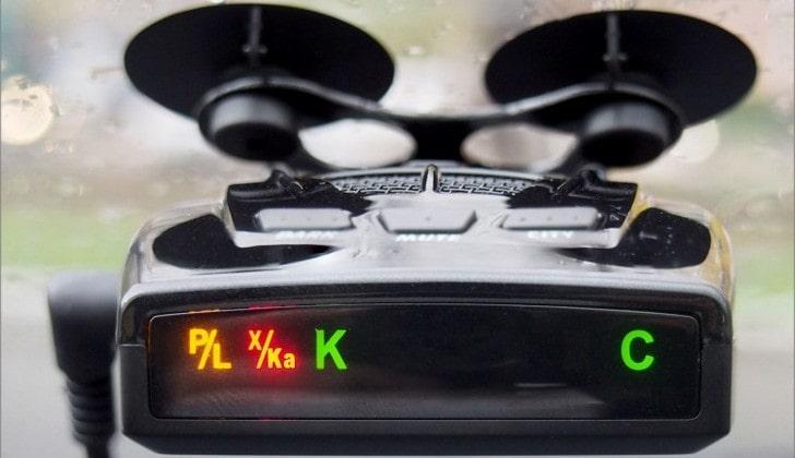 Лазерный антирадар