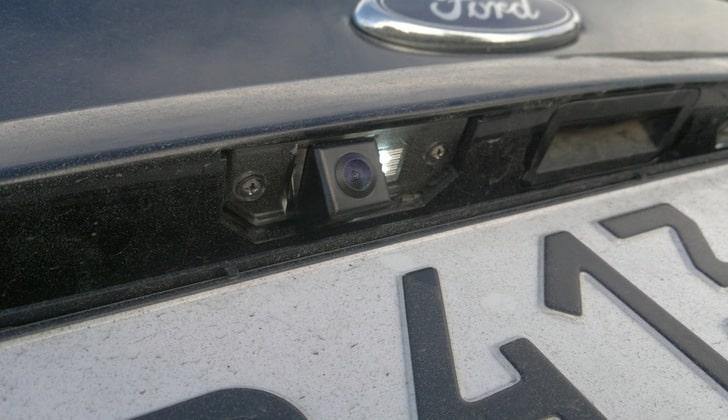 Парковочная камера Ford