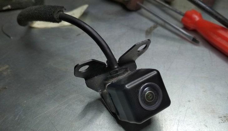 Починка автомобильной камеры