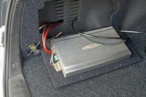Как подключить усилитель к штатной магнитоле и правильно настроить звук в машине
