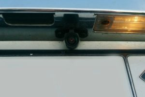 Как установить и подключить камеру заднего вида на Chevrolet Cruze седан (хэтчбек)