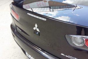Установка камеры заднего вида на Mitsubishi Lancer 10 своими руками