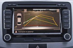 Как работает камера заднего вида с динамической или статичной разметкой парковочных линий