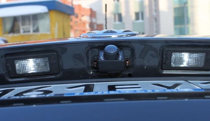 Аналог камеры VW