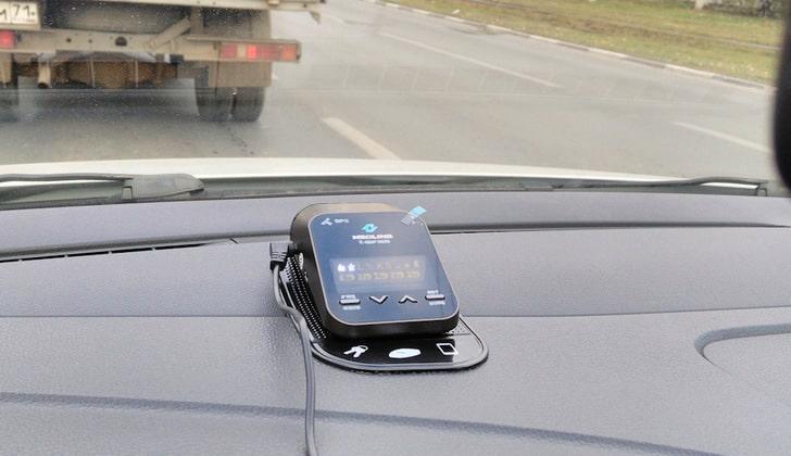 Эксплуатация автомобильного детектора