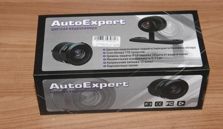 Камера AutoExpert VC-206