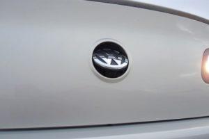 Установка камеры заднего вида на Volkswagen Passat B6