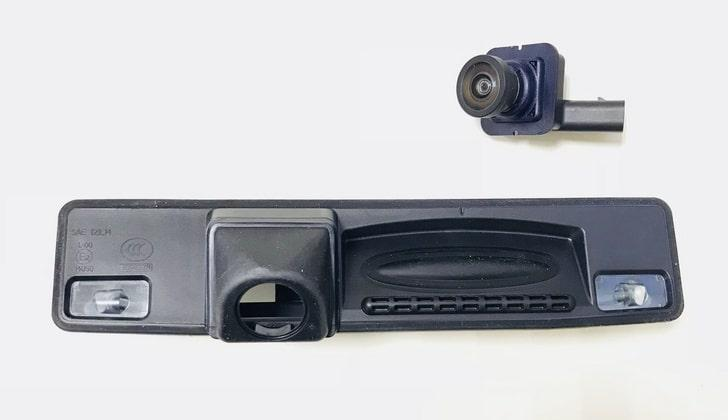 Оригинальная камера Ford
