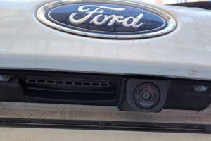 Установка камеры заднего вида на Ford Focus 3 хэтчбек или седан (универсал)