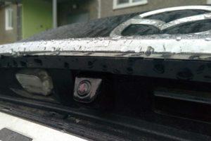 Установка камеры заднего вида на Mazda 6 (2013) GH/GJ