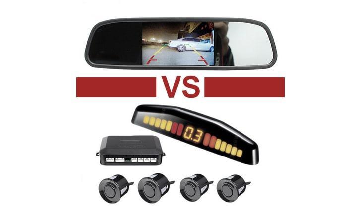 Видеокамера или парковочный радар