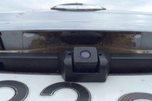 Установка камеры заднего вида для автомобиля Nissan Qashqai J10 (J11)